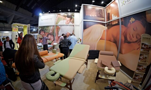 habys, łóżka do masażu, targi rehabilitacyjne łódź 2011