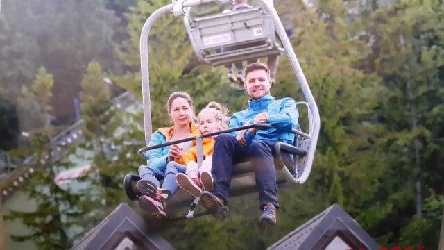 Wielka Krokiew Zakopane wyciąg niepełnosprawni wózek