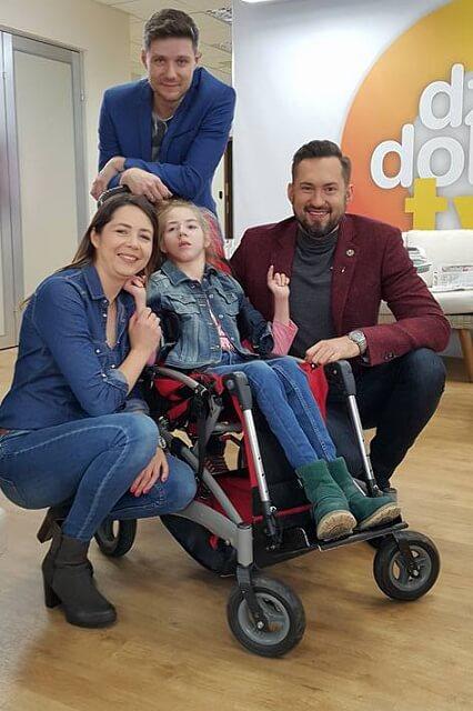dzień dobry TVN, telewizja śniadaniowa, rozmowy o dzieciach niepełnosprawnych, Marcin Prokop