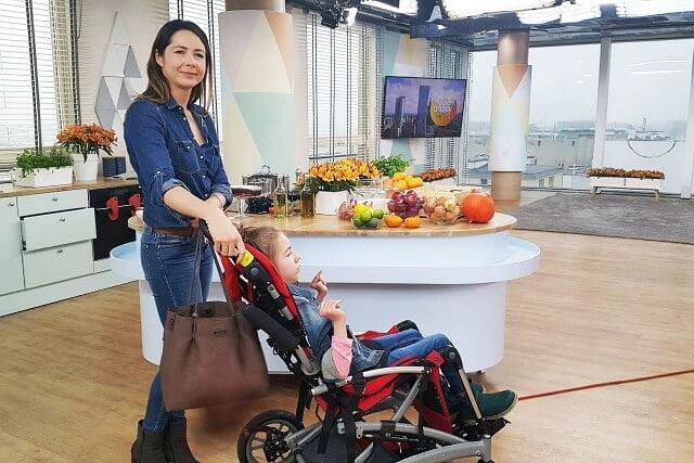 dzień dobry TVN, telewizja śniadaniowa, rozmowy o dzieciach niepełnosprawnych